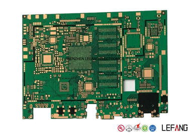 China Medical Photometer Devices High Frequency PCB Board Taconic PCB Lightweight Supplier
