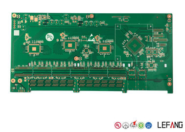 China Fr 4 Material High Frequency PCB Board Automated PCB Assembly 303 * 150 Mm Supplier