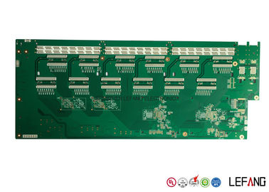 China Multilayer Fr4 High TG PCB Rigid Automotive Board Immersion Gold 428.4 * 147.68Mm Supplier