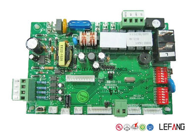 China Double Sided Contract PCB Assembly , PCBA Circuit Board LF - HASL Surface Treatment Supplier