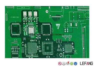 18 Layers Fr4 Lead Free HASL PCB Production Service For Vehicle 4 Oz / 140 µM