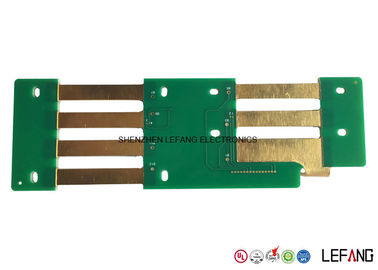 China 3.6 Mm Immersion Gold Copper Base PCB Circuit Board For Power Panel Motherboard Supplier