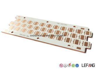 China OSP Copper Base PCB Single Layer PCB Fabrication White Solder Mask For Power Board Supplier