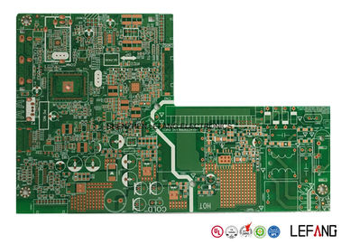 Two Layer Rigid 94V0 OSP Double Sided PCB Circuit Board for Industrial Main Board