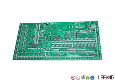 HASL Surface Treatment PCB Circuit Board Green Solder Mask 1 6 Mm