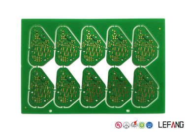 China Medical Diagnosis Device Medical Equipment PCB Circuit Board 4 Layers ENIG Surface Supplier