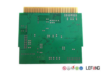 Multilayer Rigid Pcb Power Board 6 Layers ENIG Finish