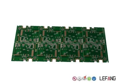 China 4 Layers OSP Printed Circuit Board PCB OSP Surface Treatment Green Solder Mask Supplier