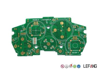 1.6mm Thickness Communication PCB ENIG PCB Printed Circuit Board 4 Layers