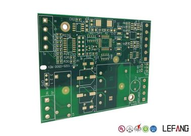 ENIG Surface Copper Clad Printed Circuit Board 4 Layers With ISO9001 Certification