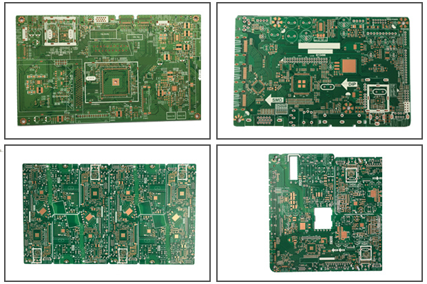 Rogers 2.0mm 3 OZ Copper PCB , Immersion Gold Copper Printed Circuit Board