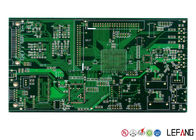 10 Layers Communication PCB Blind Via PCB With HASL Lead Free 230 * 550 Mm