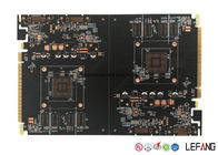 China Gold Finger OSP Surfacecomputer Circuit Board Graphics Card 6 Layers 145 * 109 Mm Providers
