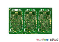 Good Quality Gold Plating PCB Remote Control Car Circuit Board Green Solder Mask 1.6 Mm Thickness Suppliers