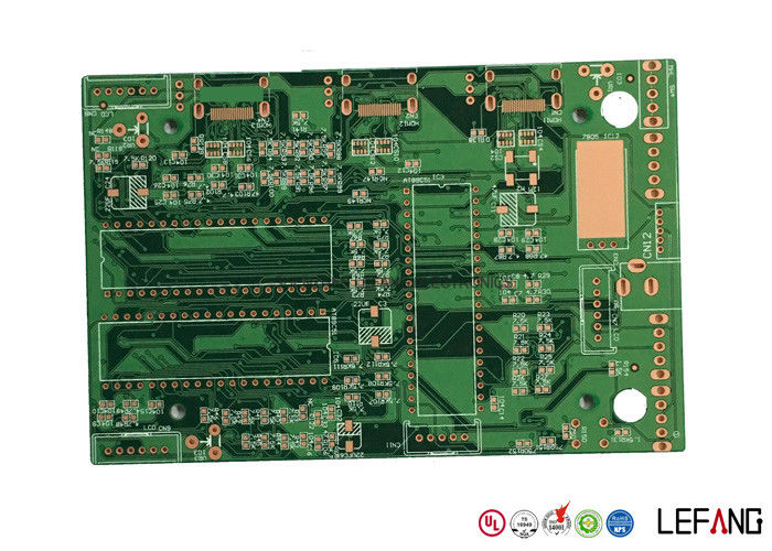 Professional High Precision Turnkey Pcb Assembly , Industrial Hdi