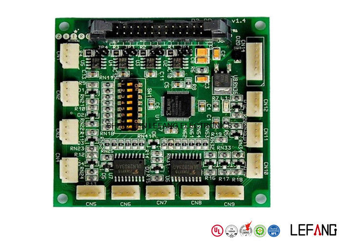 professional fr4 hasl 1 oz pcb board assembly multilayer with green rh pcb circuitboard com