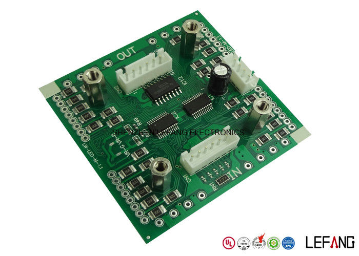 Professional High Power PCB Board Assembly For Automotive