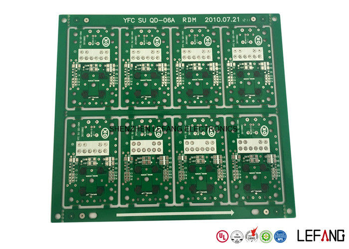 Professional Small Green Solder Heavy Copper PCB Board