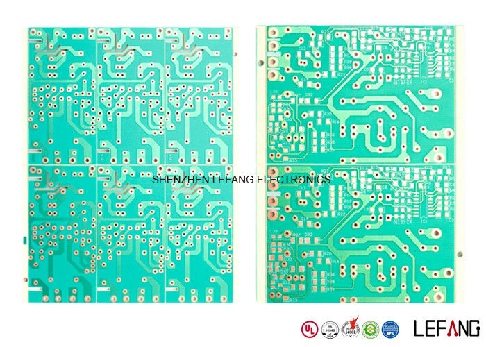 Professional CEM-1 23F Single Layer Printed Circuit Board