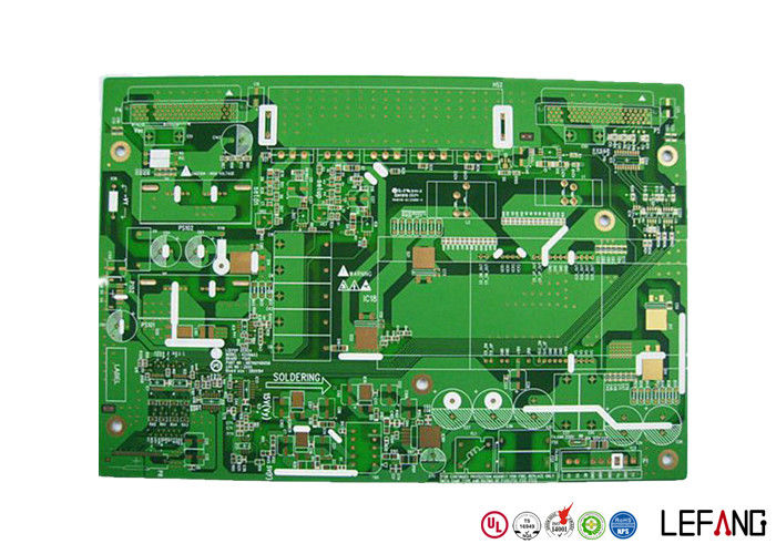 professional 2 layers printed circuit board pcb for communication