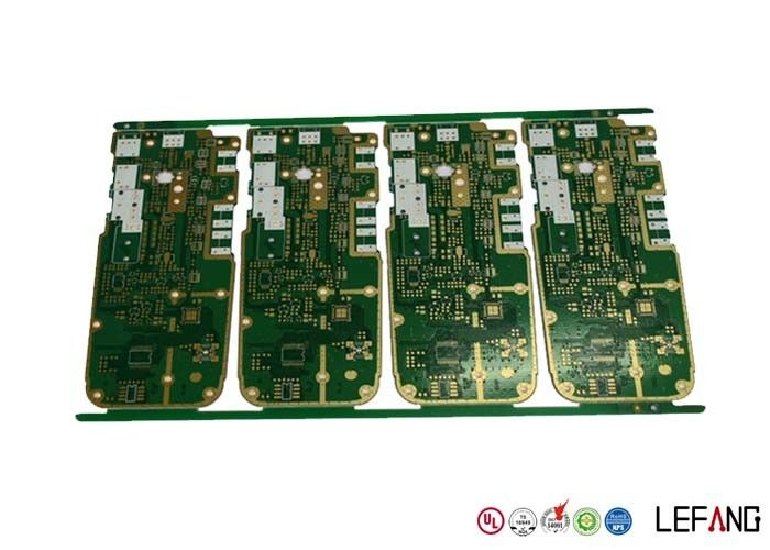 Outstanding Professional 4 Layers High Frequency Pcb Board Enig Surface Wiring Cloud Pendufoxcilixyz